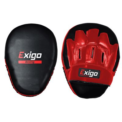 Exigo Boxing Club Pro Curved Hook and Jab Pads - Main Image