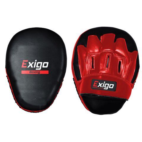 Exigo Boxing Club Pro Curved Hook and Jab Pads