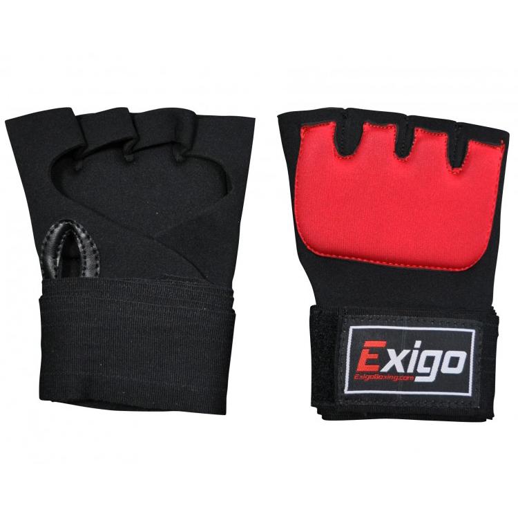 Exigo Boxing Inner Gel Gloves - L/XL