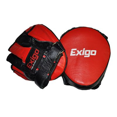 Exigo Boxing Micro Cuban Training Pads