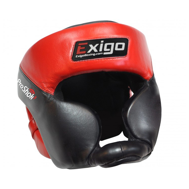 Exigo Boxing Pro Full Face Head Guard - S/M