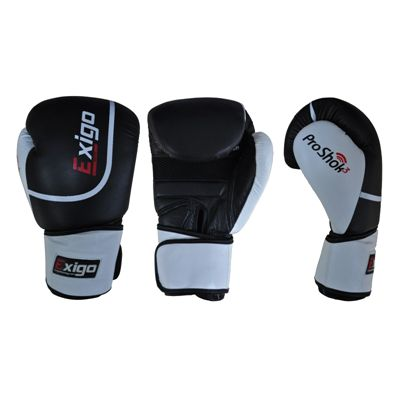 Exigo Boxing Ultimate Leather Sparring Gloves