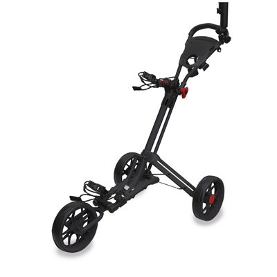 Eze Glide 3G Smart Fold Golf Trolley-Black