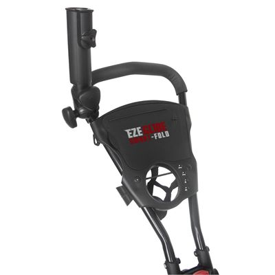 Eze Glide 3G Smart Fold Golf Trolley-Ubrella Holder