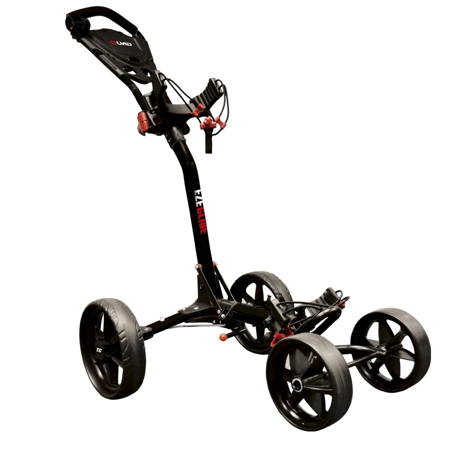 Eze Glide Compact Quad Golf Trolley