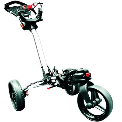 Eze Glide Compact Tri-Spin Golf Trolley Front View