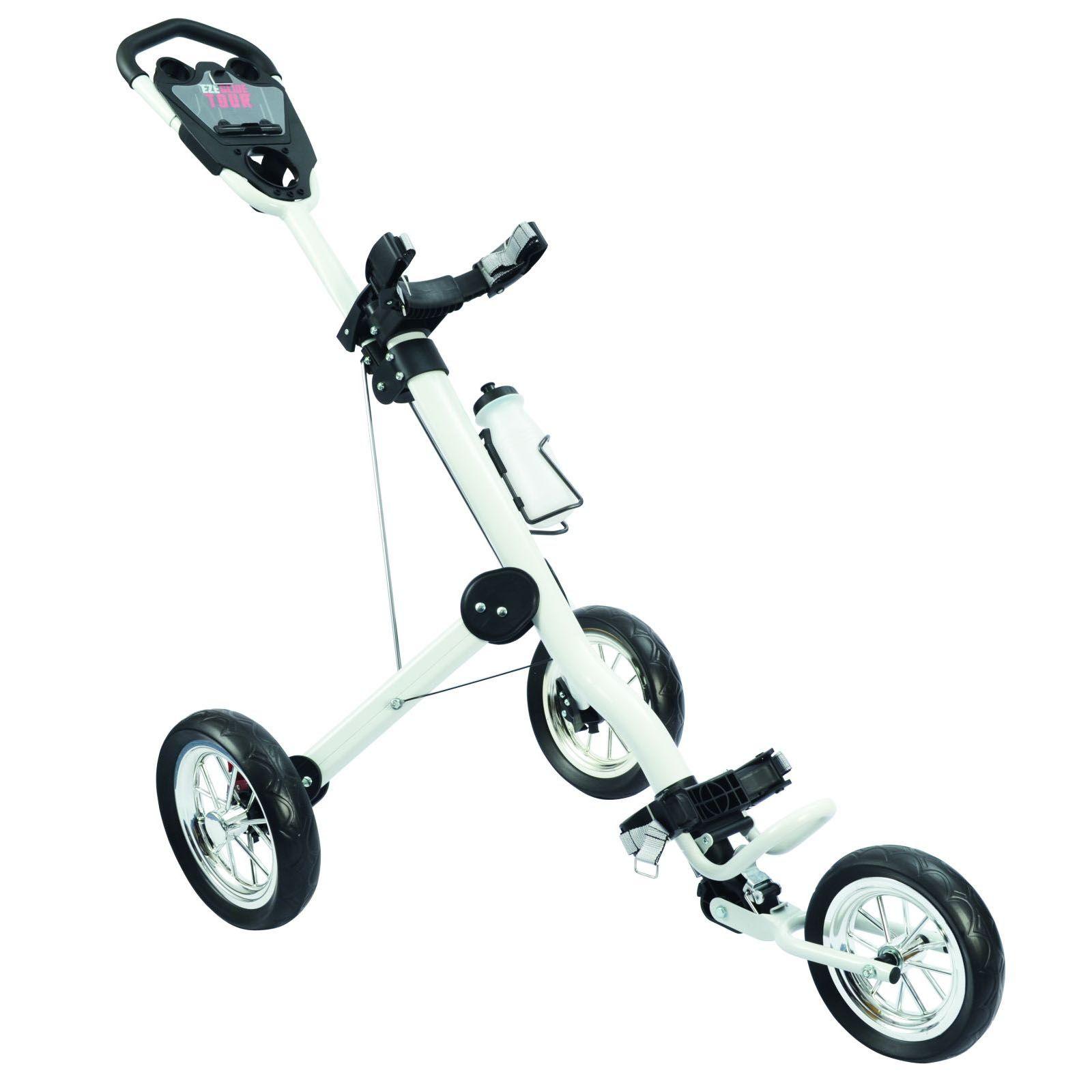 eze glide tour golf trolley