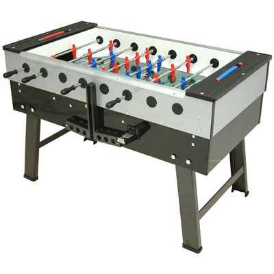 FAS San Siro Football Table Grey