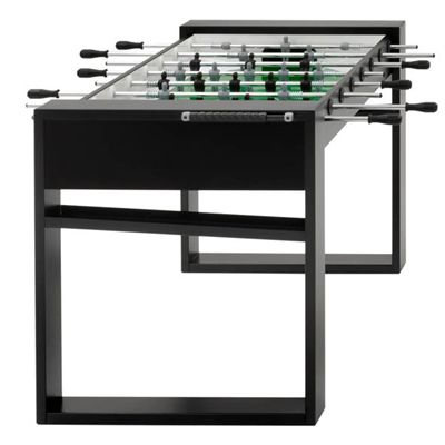 FAS Tour Football Table - Black Front