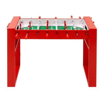 FAS Tour Football Table - Red - Side