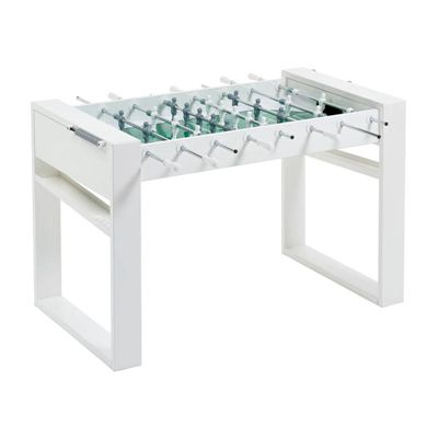 FAS Tour Football Table - White
