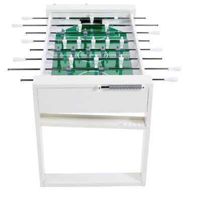 FAS Tour Football Table - White Front