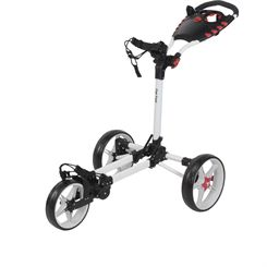 Fast Fold Flat Golf Trolley