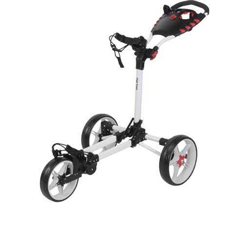 Fast Fold Flat Golf Trolley
