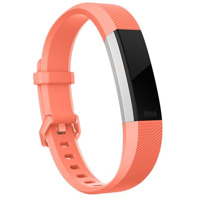 Fitbit Alta HR and Alta Large Classic Accessory Band - Corak - Angled