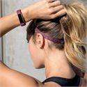 Fitbit Alta HR and Alta Small Classic Accessory Band - Fuchsia - Lifestyle