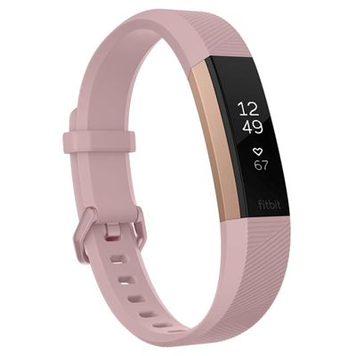 Fitbit Alta HR Special Edition Large Fitness Tracker - Pink