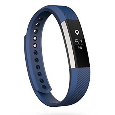 Fitbit Alta Large Fitness Tracker - Blue
