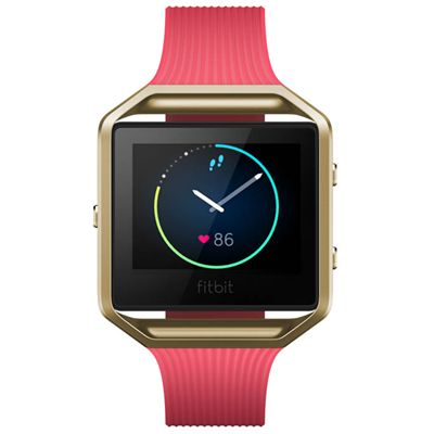 Fitbit Blaze Special Edition Smart Fitness Watch with HR - Front
