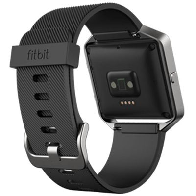 Fitbit Blaze Large Classic Accessory Band - Back