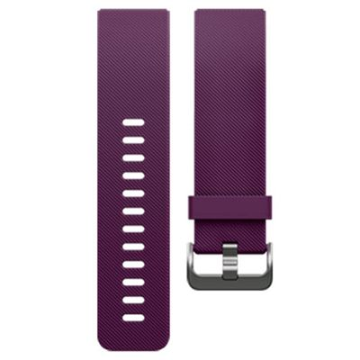 Fitbit Blaze Large Classic Accessory Band - Plum