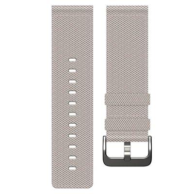 Fitbit Blaze Large Nylon Accessory Band - Grey