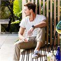 Fitbit Blaze Large Nylon Accessory Band - Lifestyle