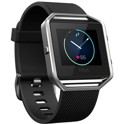 Fitbit Blaze Large Smart Fitness Watch with Heart Rate Sensor