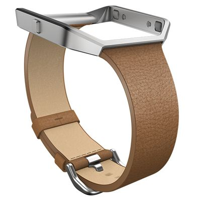 Fitbit Blaze Slim Leather Accessory Band