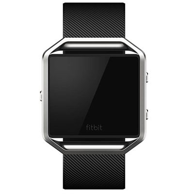 Fitbit Blaze Small Classic Accessory Band - Front