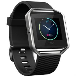 Fitbit Blaze Small Smart Fitness Watch with Heart Rate Sensor