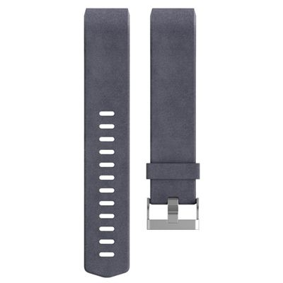 Fitbit Charge 2 Large Leather Accessory Band - Indigo
