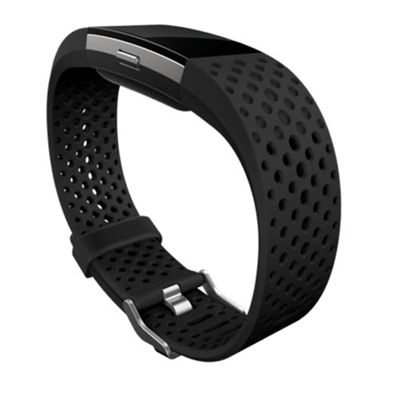 Fitbit Charge 2 Large Sport Accessory Band - In Use