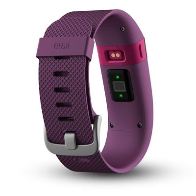 Fitbit Charge Heart Rate Monitor and Activity Tracker - Back