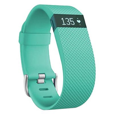 Fitbit Charge Heart Rate Monitor and Activity Tracker - Green