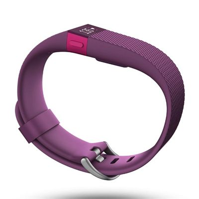 Fitbit Charge Heart Rate Monitor and Activity Tracker - Side