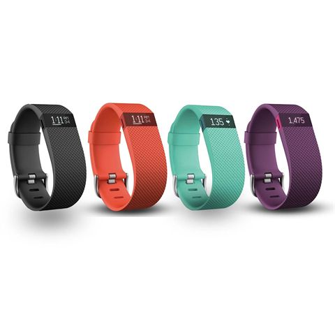 Fitbit Charge Heart Rate Monitor and Activity Tracker