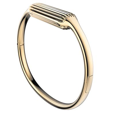 Fitbit Flex 2 Gold-Plated Large Accessory Bangle
