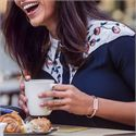 Fitbit Flex 2 Gold-Plated Small Accessory Bangle - Lifestyle