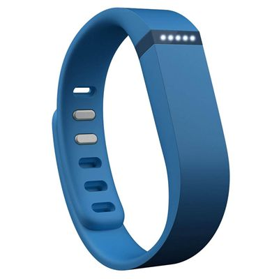 Fitbit Flex Wireless Activity and Sleep Wristband - Blue