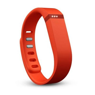 Fitbit Flex Wireless Activity and Sleep Wristband - Orange