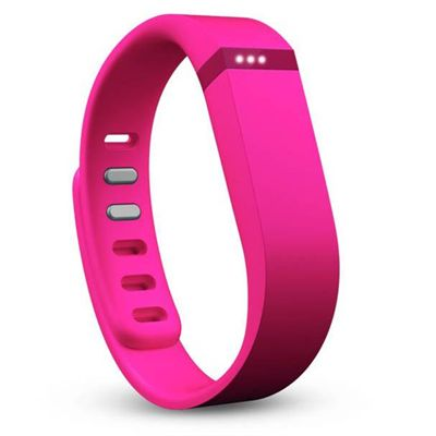 Fitbit Flex Wireless Activity and Sleep Wristband - Pink