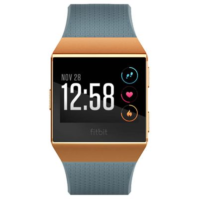 Fitbit Ionic Smart Fitness Watch with Heart Rate Sensor - Side