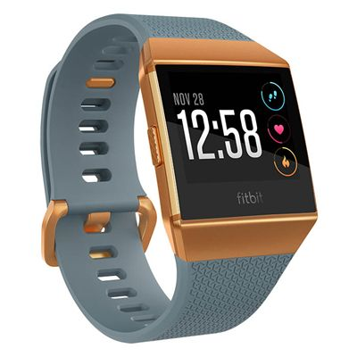 Fitbit Ionic Smart Fitness Watch with Heart Rate Sensor