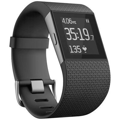 Fitbit Surge GPS Watch- Black