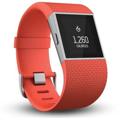 Fitbit Surge GPS Watch - Orange - Calories