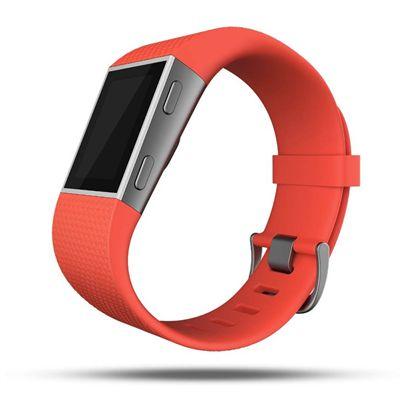 Fitbit Surge GPS Watch - Orange - RightSide