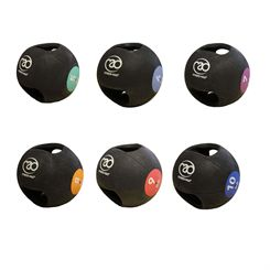 Fitness Mad Medicine Ball Heavy Set
