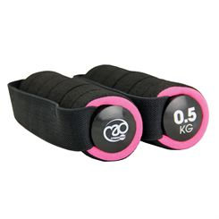 Fitness Mad 0.5kg Pro Hand Weights