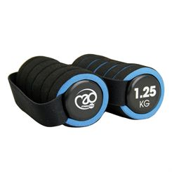Fitness Mad 1.25kg Pro Hand Weights